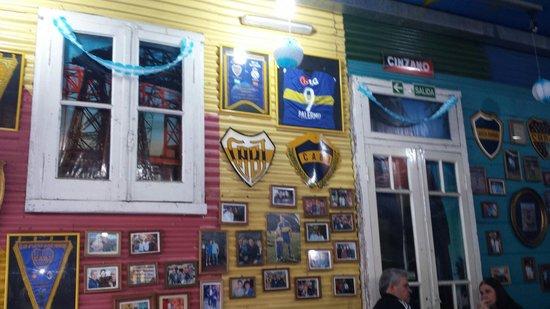 La Cancha Bar Oficial
