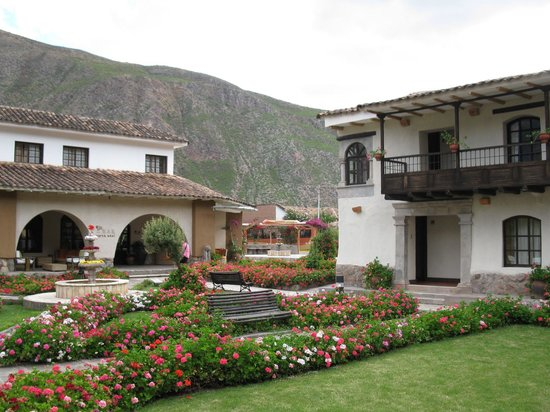 Sonesta Posadas del Inca Yucay : Hotel