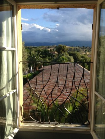 La Dimora : room with a view
