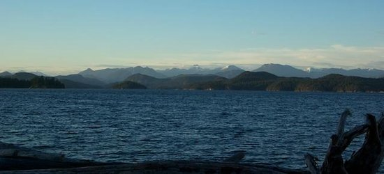 April Point Resort & Spa: Rebecca Spit Quadra Island