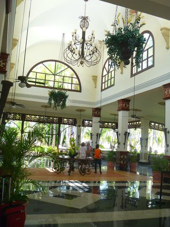 ClubHotel Riu Bambu : lobby