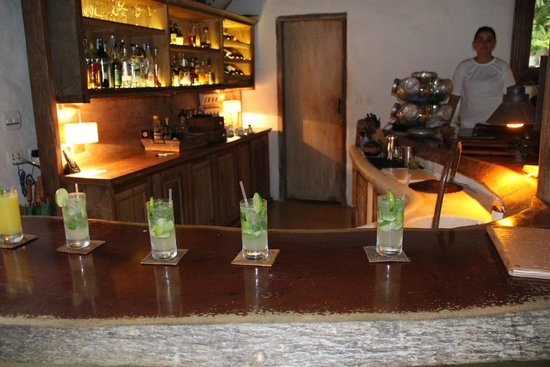 UXUA Casa Hotel & Spa: Boas-Vindas