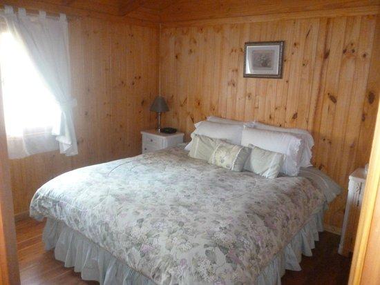 Santa Monica Aparts : Habitación, la cama super cómoda