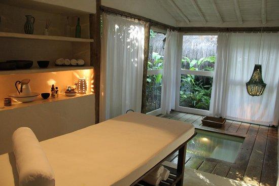 UXUA Casa Hotel & Spa: spa