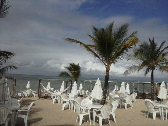 Resort La Torre: Praia
