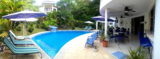 The Hideaway Hotel Playa Samara: Pool Area