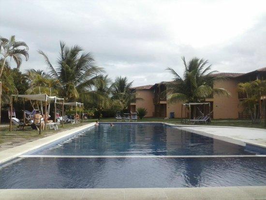 Resort La Torre: Uma das piscinas (não é a principal)