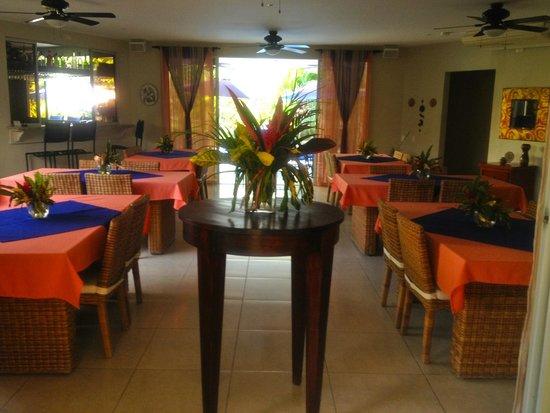 The Hideaway Hotel Playa Samara: Restaurant