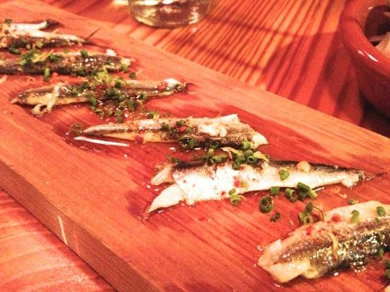 Central Provisions: Anchovies