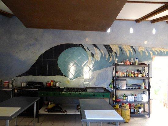 Mizata Point Resort : George's gorgeous tile work