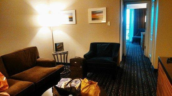 Ocean Club Hotel: Lounge area