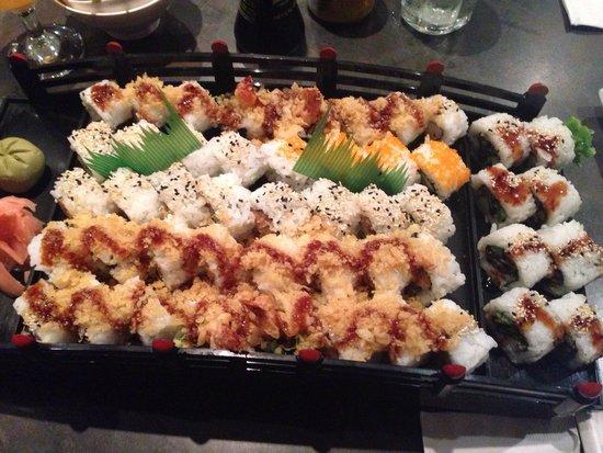 Sushi-Ya : Delicious