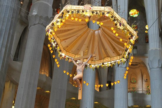 Sagrada Família : Altar