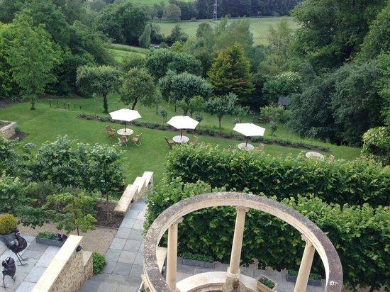 Tasburgh House Hotel Ltd : Sue's Garden