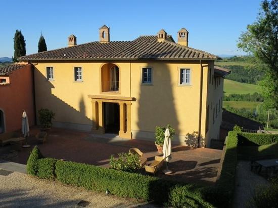 Il Borghetto di San Gimignano Agriturismo: the property
