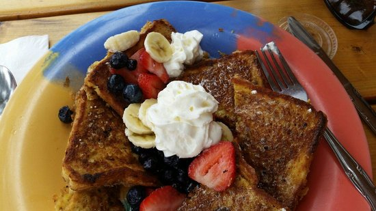 Jan's Place : The Ultimate French Toast