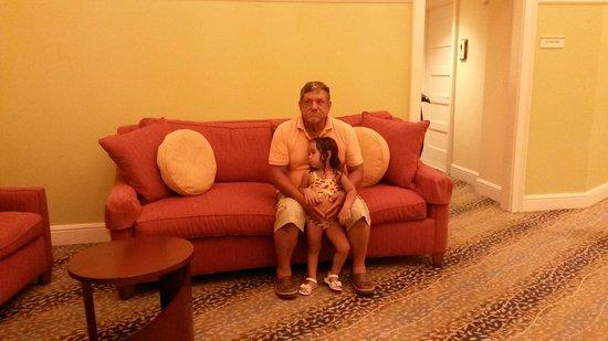 Renaissance Curacao Resort & Casino: Áreas en el tercer piso