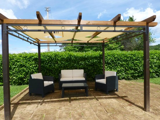 Antica Olivaia: Outdoor area to relax