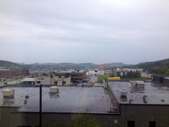 Fairfield Inn & Suites St. John's Newfoundland: view from room