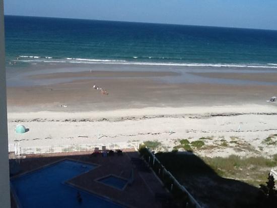 Hyatt Place Daytona Beach - Oceanfront: awesome beach