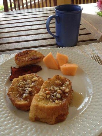 Shangri-La Bed & Breakfast: Day 3 Breakfast