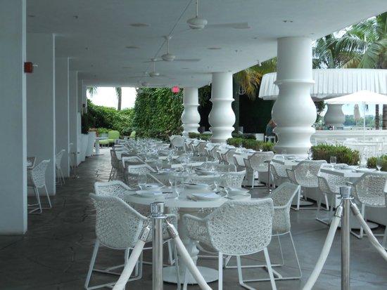 Mondrian South Beach Hotel: Mondrian