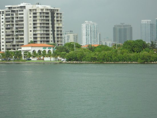 Mondrian South Beach Hotel: Miami 2012