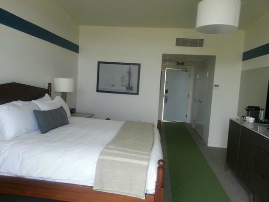 Cabot Links Golf Course: Very comfy room
