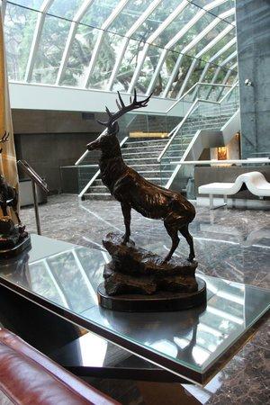 Alvear Art Hotel: Lobby