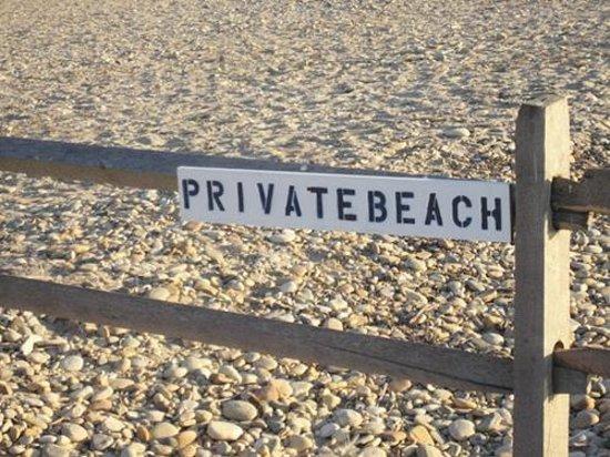 Navy Beach: Beach Front