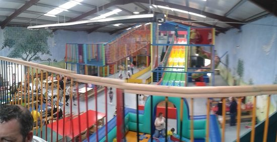 Loughwell Farm Park : Indoor Pic