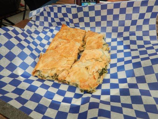 Local Montréal Visites Gourmandes : Spanakopita