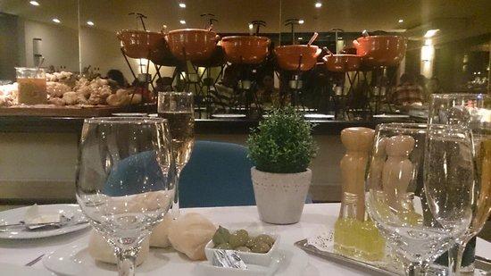 Punta Del Este Resort & Spa: Cena Indigo