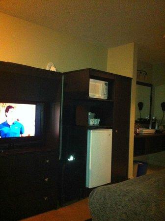 Hotel V: Room