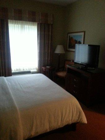 Hilton Garden Inn Fort Myers Airport / FGCU : Bedroom Area