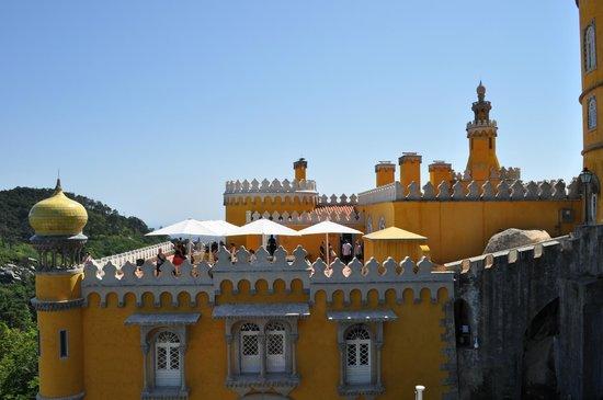 Park and National Palace of Pena: Palace