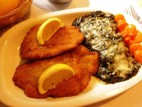 Almacen de Ramos Generales Restaurant: Deliciosos acompañamientos