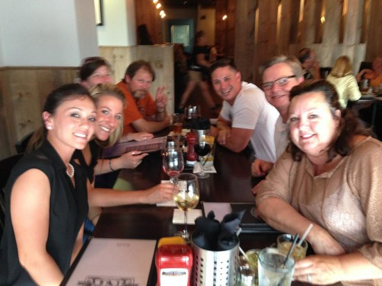 The Prairie Tap House: New Work Friends