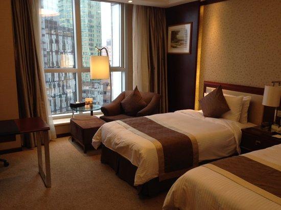 Central Hotel Shanghai: お部屋
