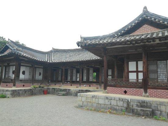 Boeun-gun Restaurants