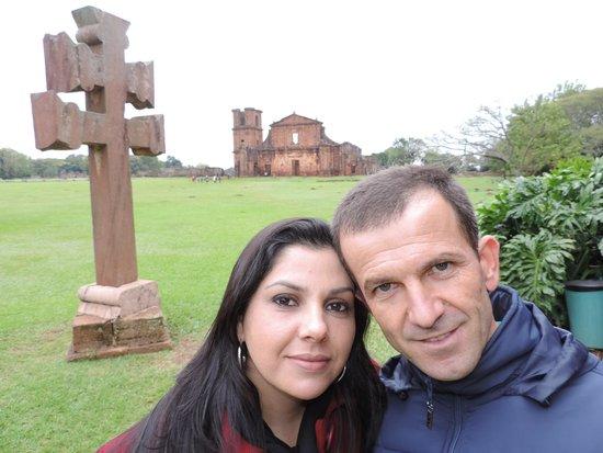 Ruins of Sao Miguel das Missoes: Obra impressionante