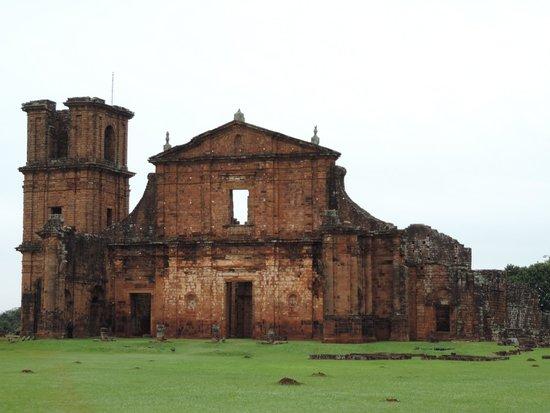 Ruins of Sao Miguel das Missoes: Vale muito a pena visitar