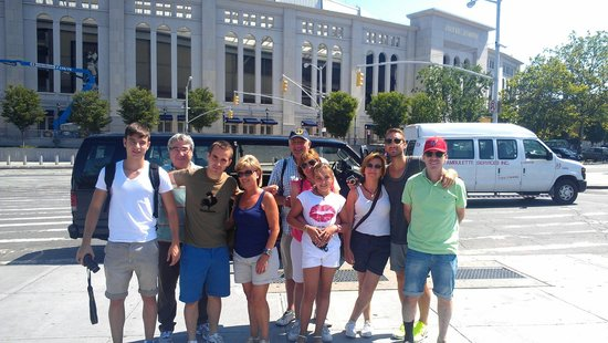 Real Tours NYC - Day Tours