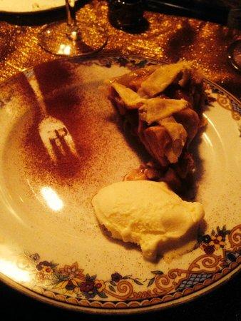 Morgan Samuels Inn : Dessert