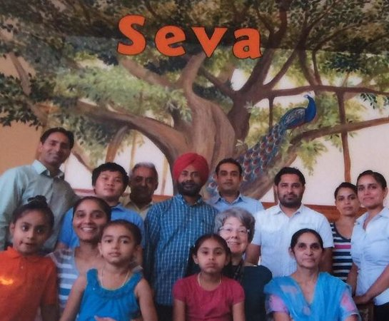 Seva Cuisine of India: Great Customer Service