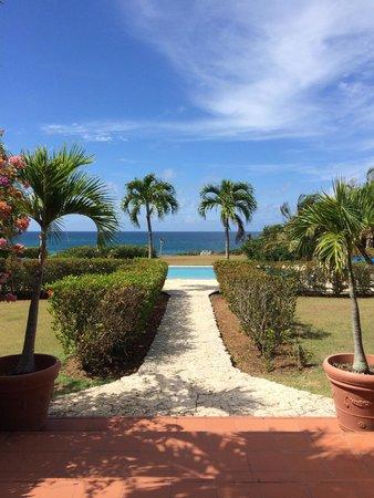 Blue Horizon Boutique Resort: The View