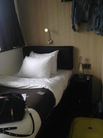 The Z Hotel Soho : Single room
