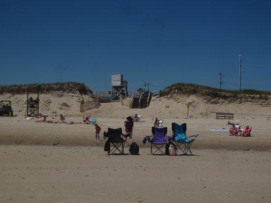 Nauset Beach: Beach