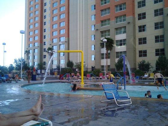 The Grandview at Las Vegas: kiddie pool