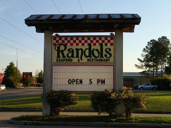 Randol S Seafood Restaurant Lafayette La